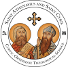 St. Athanasius and St. Cyril Coptic Orthodox Theological School logo