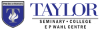 Taylor College Seminary logo